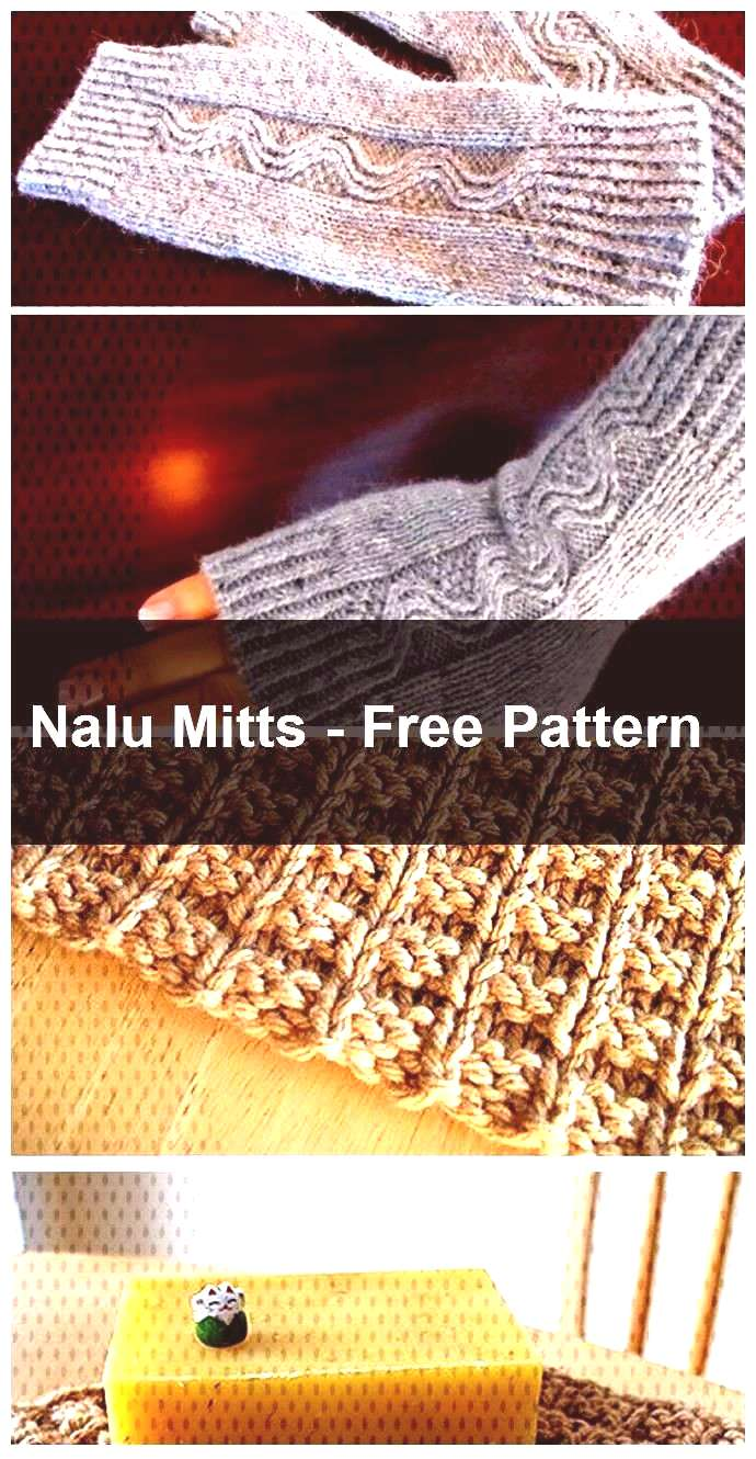 Nalu Mitts - Free Pattern Nalu Mitts - Free Pattern, You can find Nalu and more on our website.Nalu