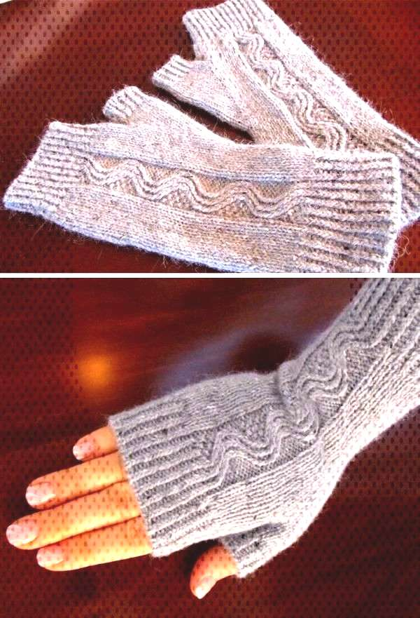 Nalu Mitts - Free Pattern You can find Nalu and more on our website.Nalu Mitts - Free Pattern