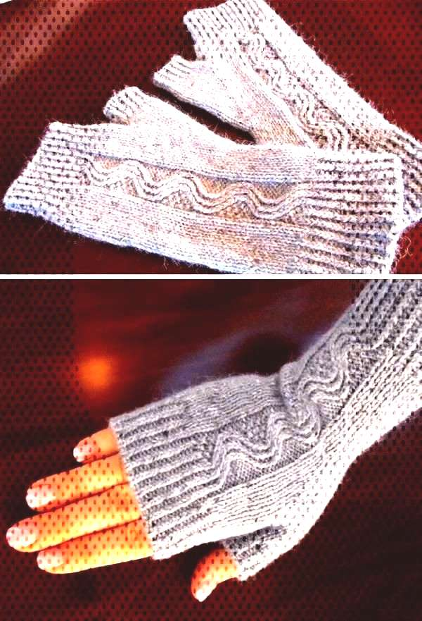 Nalu Mitts - Free Pattern You can find Nalu and more on our website.Nalu Mitts - Free PatternYou c