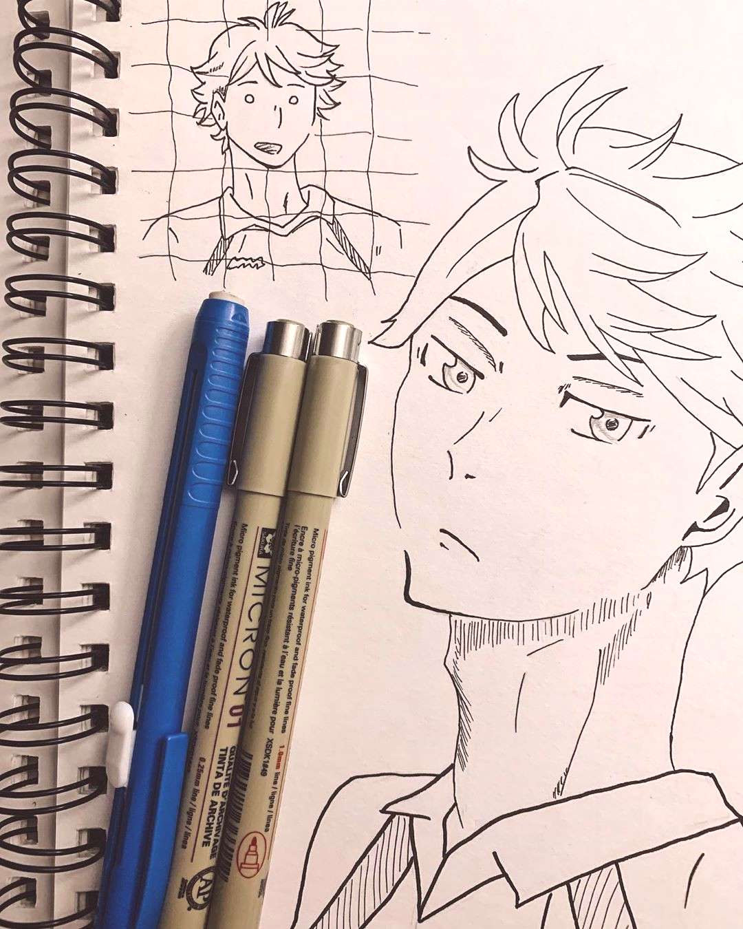 Our favourite guy Oikawa✨  Anime: Haikyuu - - -