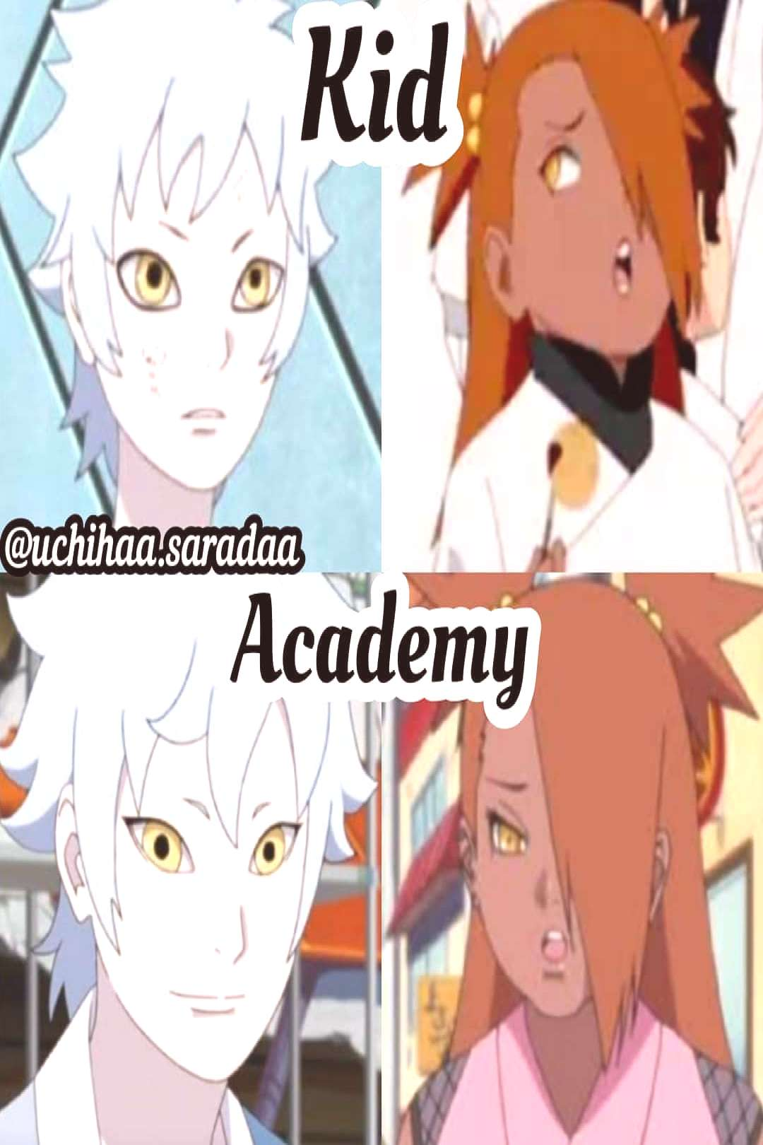 's edits Q:Mitsuki or Chocho?,Do u ship them? & A:both,yess . ✿