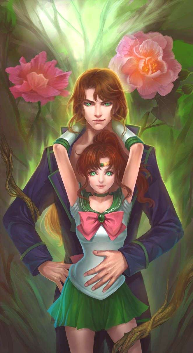 Sailor Jupiter by naroro520