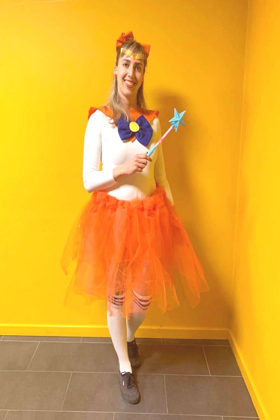 Sailor Venus - In the name of the #fasching#maschgra#karneval#all
