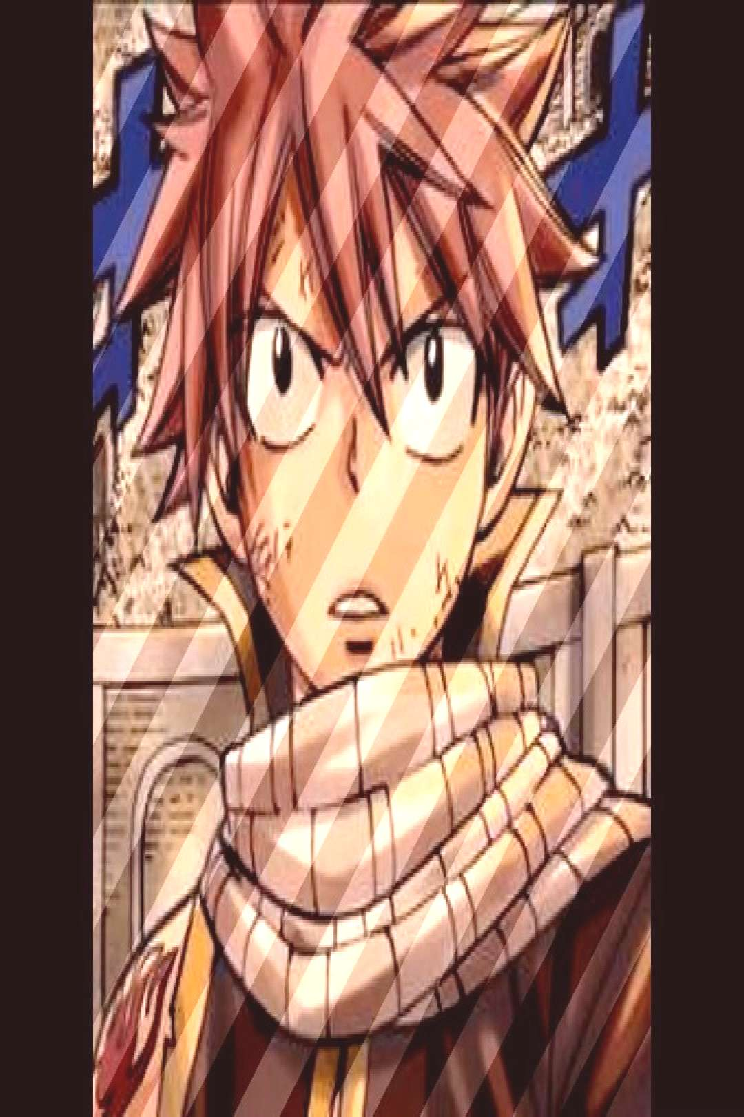 Sniff Natsu is just perfect in every way :') Natsu: *breathes* Me