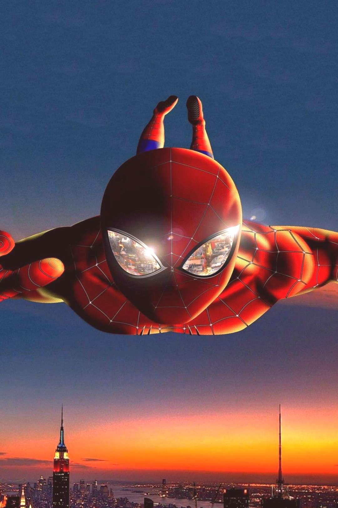 Spider-Man 2019 Far From Home Poster HD - Best Movie Poster HD -  Spider-Man 2019 Far From Home Pos