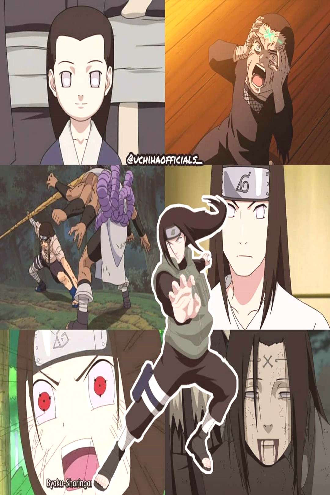 Strongest hyuga? Comment below ----------------------------------