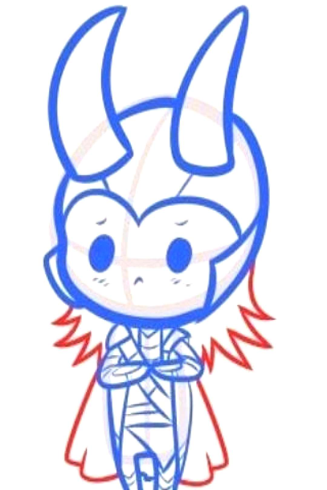 This adorable how to draw chibi Loki template  I did not draw this, I found it o... This adorable h