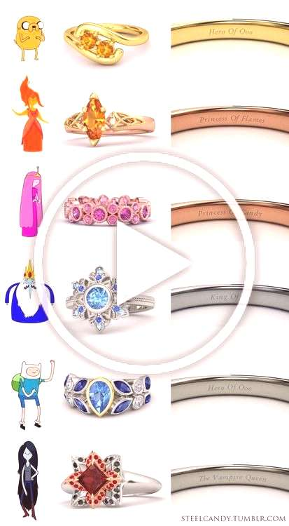 This is a list of ALL the rings I have ever designed and where to buy them. Original Post Sailor Ju