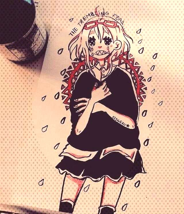 trembling fear..! GUMI -The trembling fear..! GUMI -You can find Vocaloid and more on our embling f