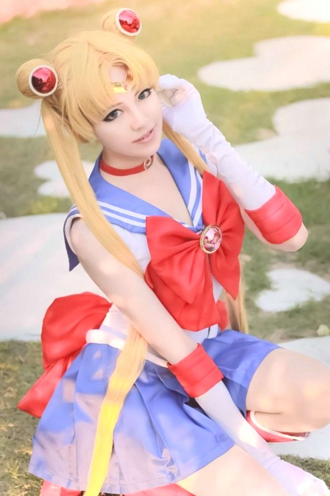 Two Costumes for Sailor Moon Cosplay, Which One Do You Like? - Rolecosplay -  Sailor Moon Cosplay 6