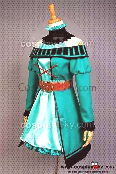 Vocaloid Project DIVA-F 2nd Miku Cosplay CostumeYou can find Vocaloid and more on our website.Vocal
