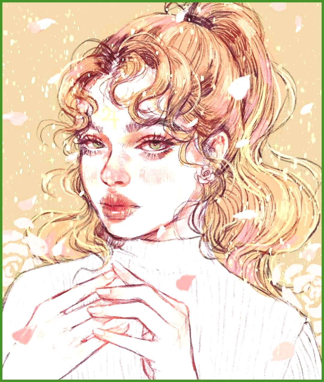 Walter  s Mom on Instagram  A really old sketch I did of Sailor Jupiter that Walter told me he hate